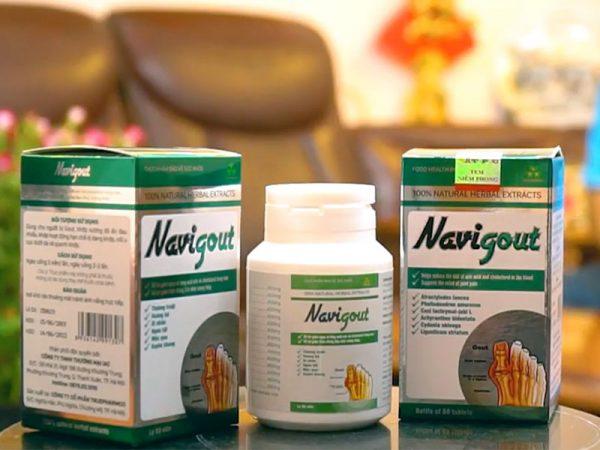 Navigout bán tại Nhà thuốc Thân thiện
