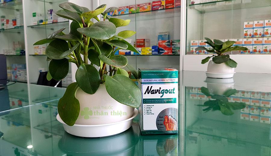 Hình chụp Navigout tại Nhà Thuốc Thân Thiện!