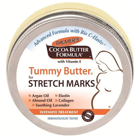 PALMER'S Cocoa Butter Formula with Vitamin E Tummy Butter for Stretch Marks