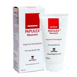 Sữa Rửa Mặt Papulex Moussant Soap Free Cleansing Gel