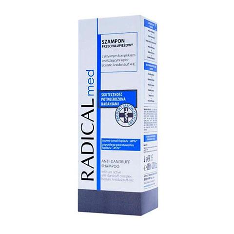 Dầu Gội Làm Sạch Và Ngăn Ngừa Gàu Radical Med Anti Dandruff Shampoo