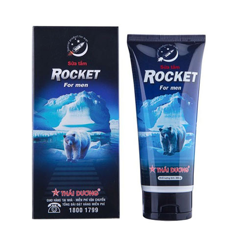 Sữa Tắm Rocket For Men