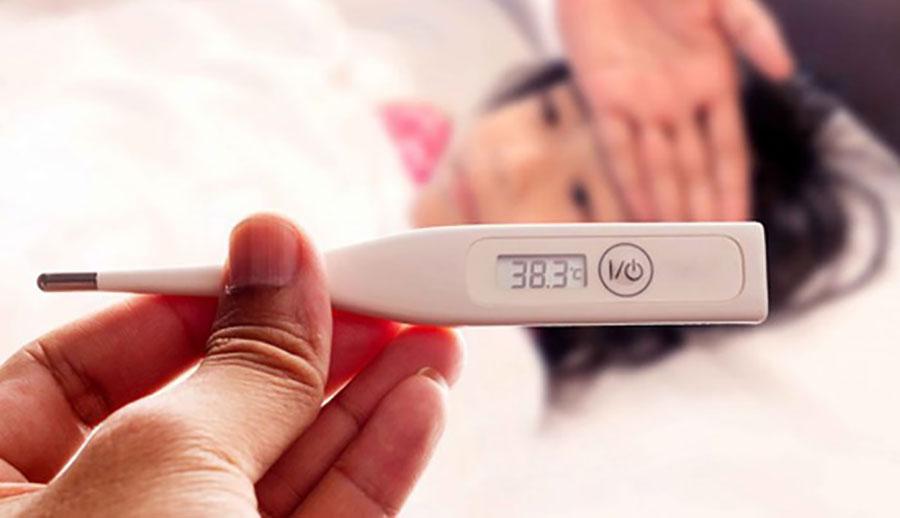 Sốt cao và sốt kéo dài là bệnh gì?