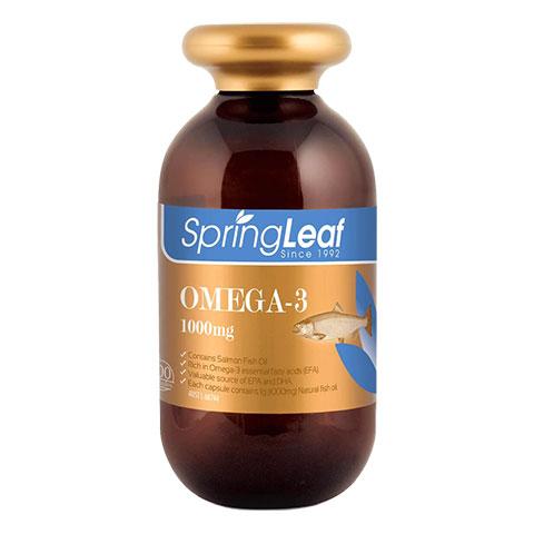 SpringLeaf Omega 3 1000mg