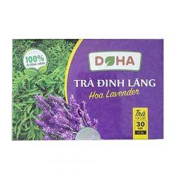 Trà Đinh Lăng Hoa Lavender