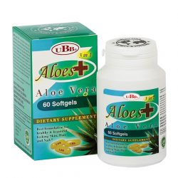 UBB ALOES + (Aloe Vera)