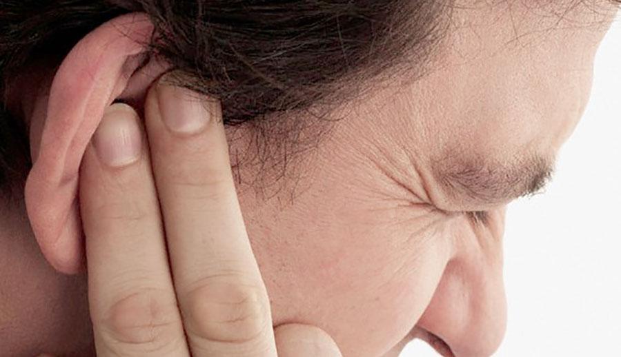 Bệnh viêm tai giữa