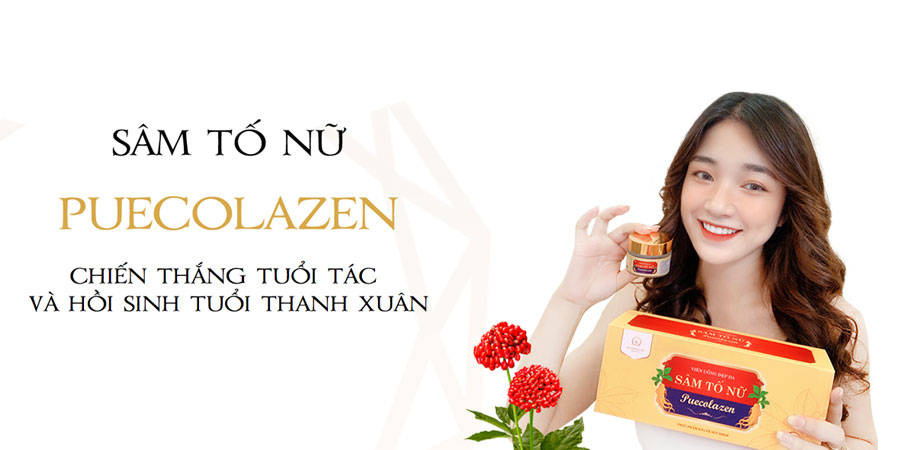 Banner Sâm Tố Nữ Puecolazen Kohinoor