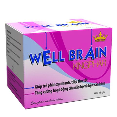 Well Brain Kingphar