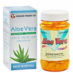 Aloe Vera Robinson Pharma