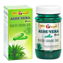 Aloe Vera Green Healthy Looking Skin