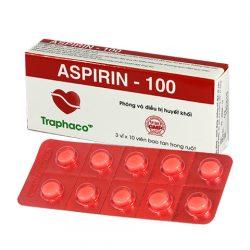 Aspirin - 100