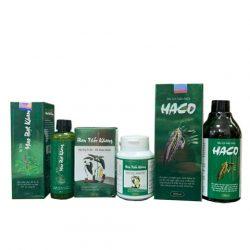 Bộ sản phẩm tóc HACO