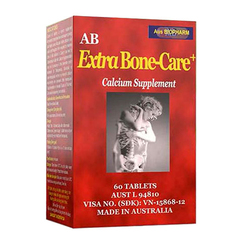 Extra Bone-Care+