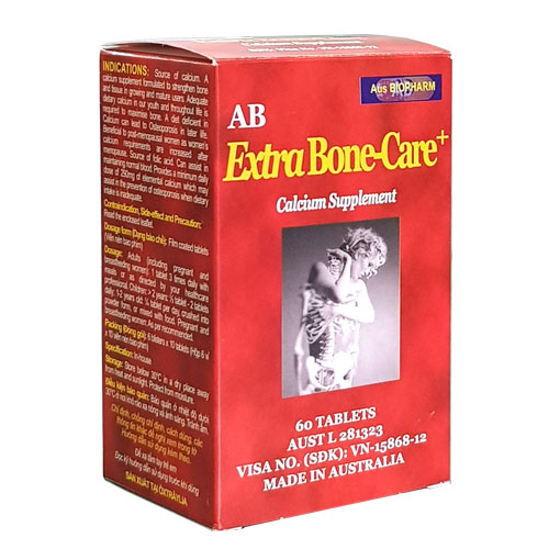 Hộp Extra Bone-Care