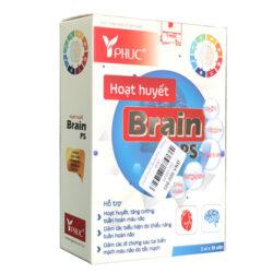 Hoạt Huyết Brain mẫu mới 2020