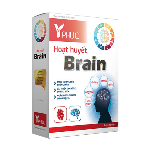 Hoạt huyết Brain