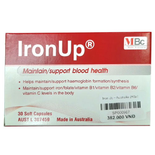 Hộp Iron Up