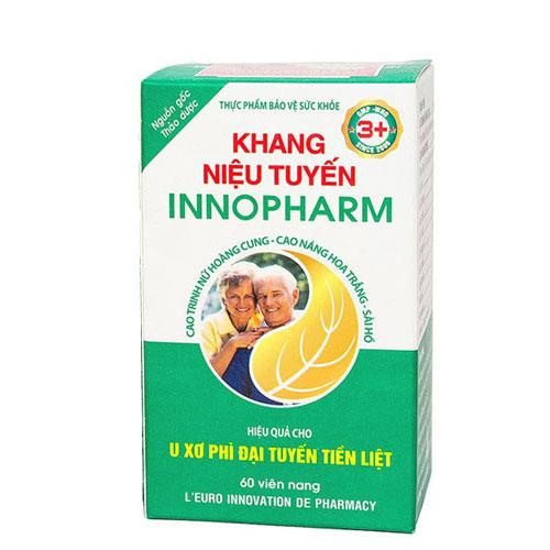 Hộp Khang Niệu Tuyến Innopharm 3+
