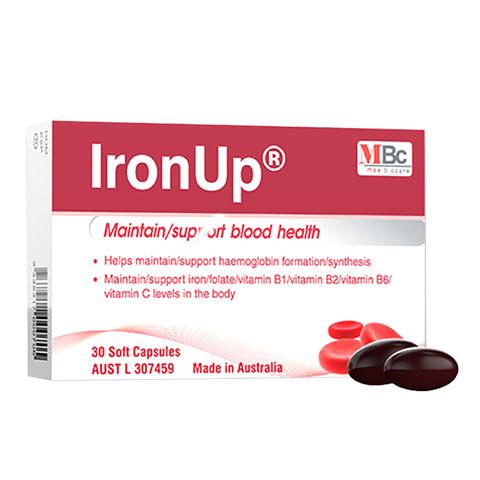 Iron Up