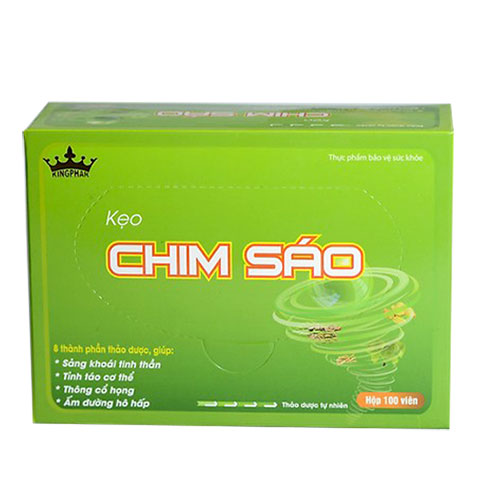 Kẹo Chim Sáo