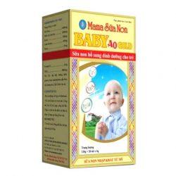 Mama Sữa Non Baby A0 Gold