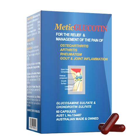 MeticGlucotin