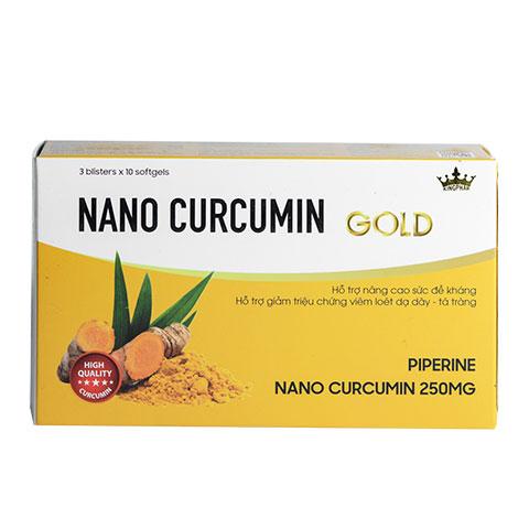 Nano Curcumin Gold Kingphar