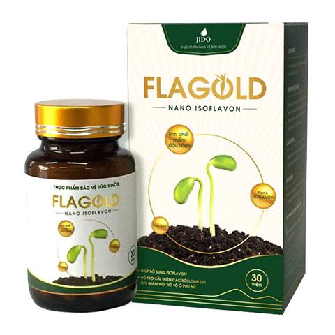 Flagold Nano Isoflavon