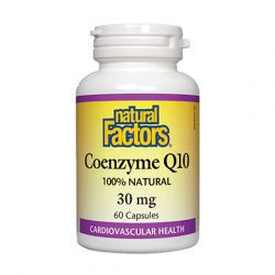 Natural Factors Coenzym Q10