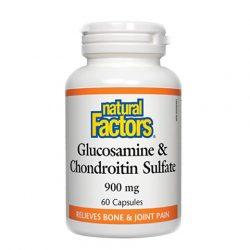Natural Factors Traphaco, Glucosamin & Chondroitin Sulfate