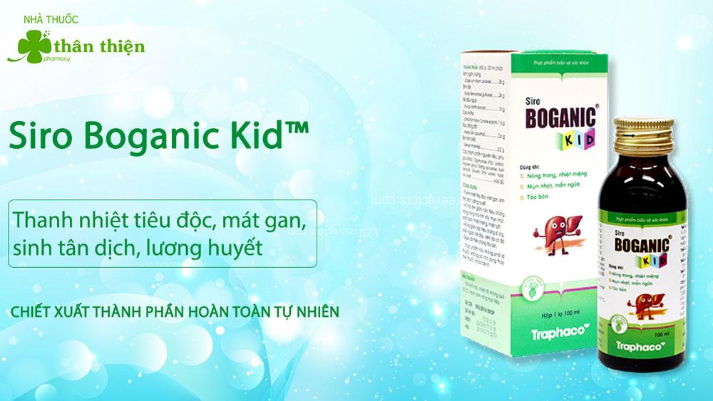 Sản phẩm Siro Boganic Kid có bán trực tiếp tại Nhà Thuốc Thân Thiện