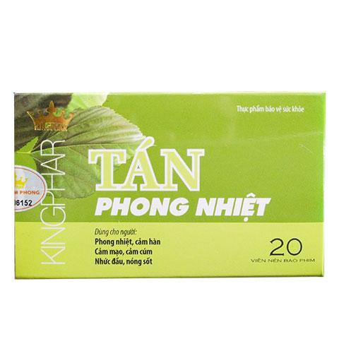 Tán Phong Nhiệt