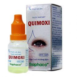 Thuốc Nhỏ Mắt Quimoxi