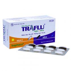 Viên cảm cúm Traflu Ngày Đêm