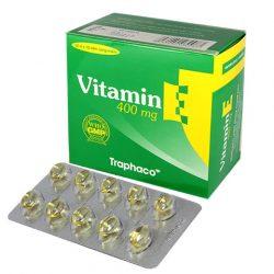 Vitamin E 400mg Traphaco