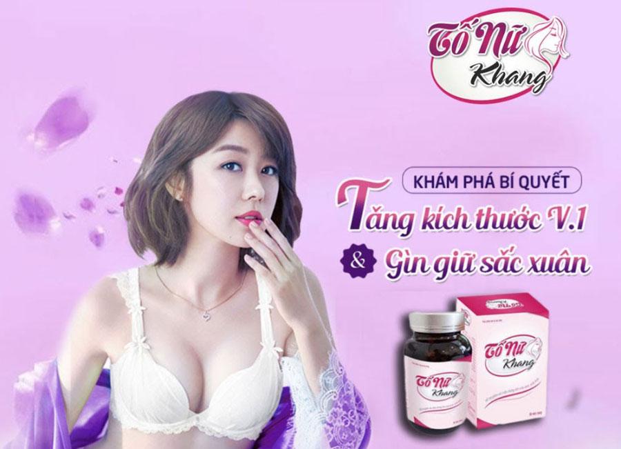 Tố Nữ Khang, sản phẩm đang được bán rất nhiều trên thị trường
