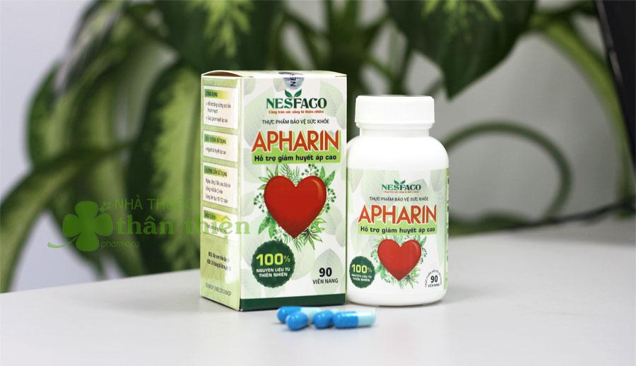 Thực phẩm chức năng Apharin!