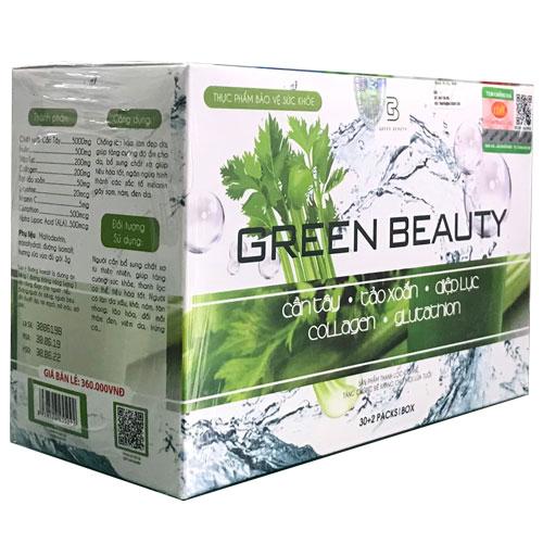 Green Beauty - Nước ép cần tây