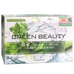 Green Beauty - Nước ép cần tây, hỗ trợ làm đẹp da và giúp tái tạo da