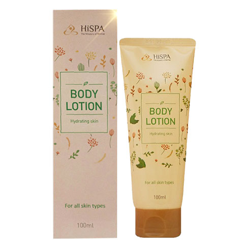 HiSPa Body Lotion
