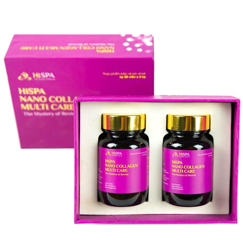 Hispa Nano Collagen Multi Care