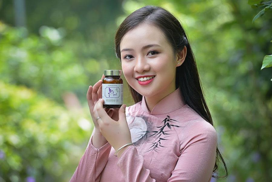 Mộc Tố Linh, hỗ trợ làm chậm quá trình lão hóa da