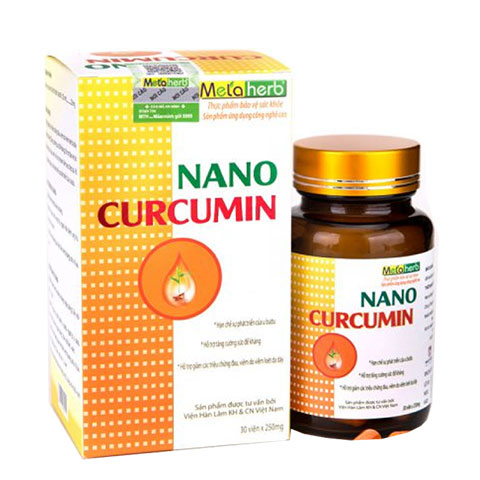 Nano curcumin Metaherb