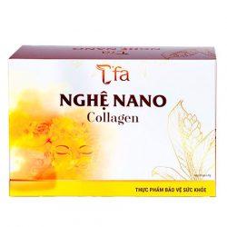 Nghệ nano collagen T'FA