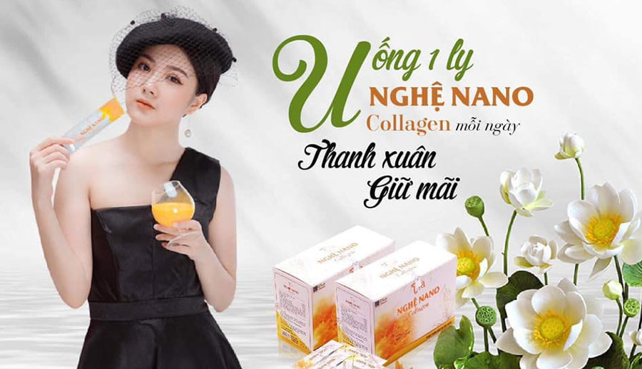 Nghệ Nano Collagen TFA