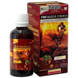 Tinh chất nhung hươu Pantocrin Siberia