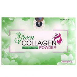 Diệp lục Collagen - Green Collagen Powder