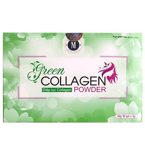 Diệp lục Collagen - Green Collagen Powder
