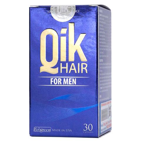 Hộp Qik Hair For Men